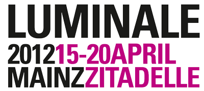 Luminale Zitadelle Mainz - Logo